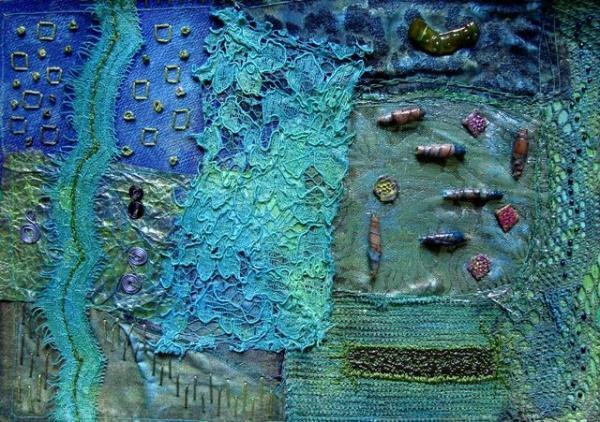 Livre textile - troisième page