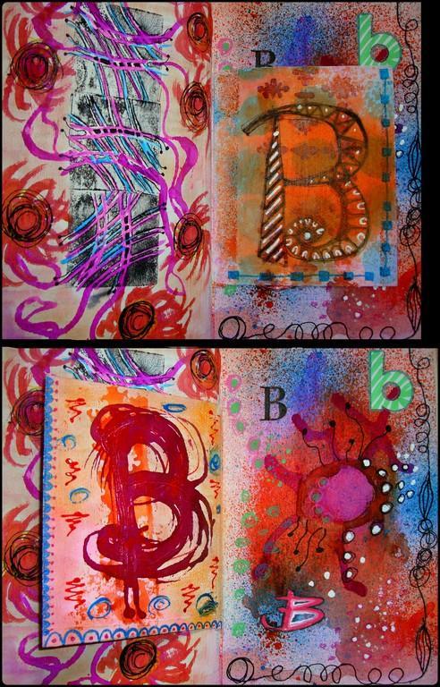 """livre """"Alphabet"""" 2"""