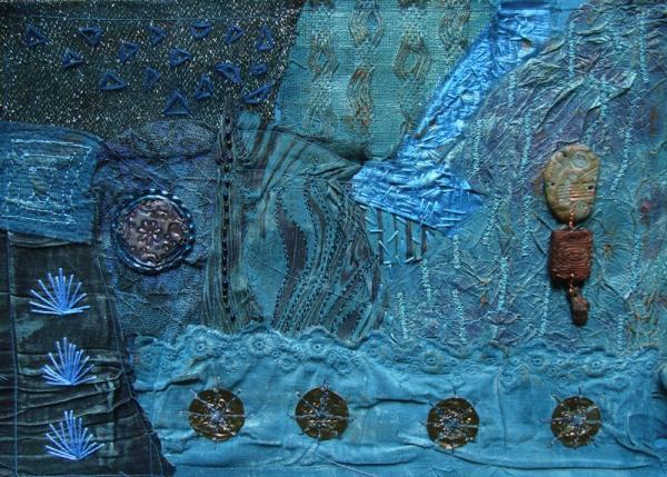 Livre textile - première page